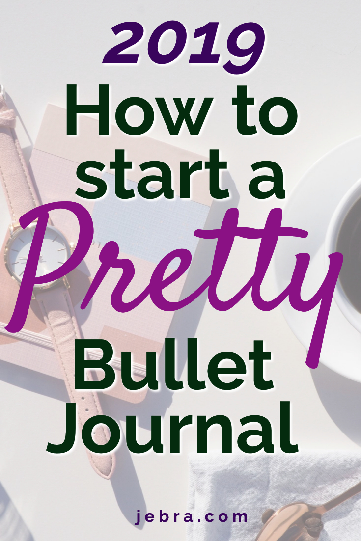 How to start a bullet journal for beginners that's pretty and productive. Discover everything you want to know in this ultimate guide to bullet journaling.