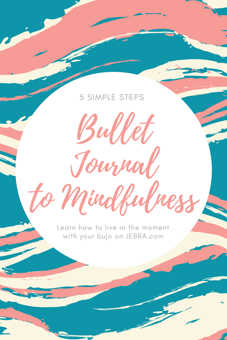 Ideas and inspiration for mindful bullet journaling for greater mental health.