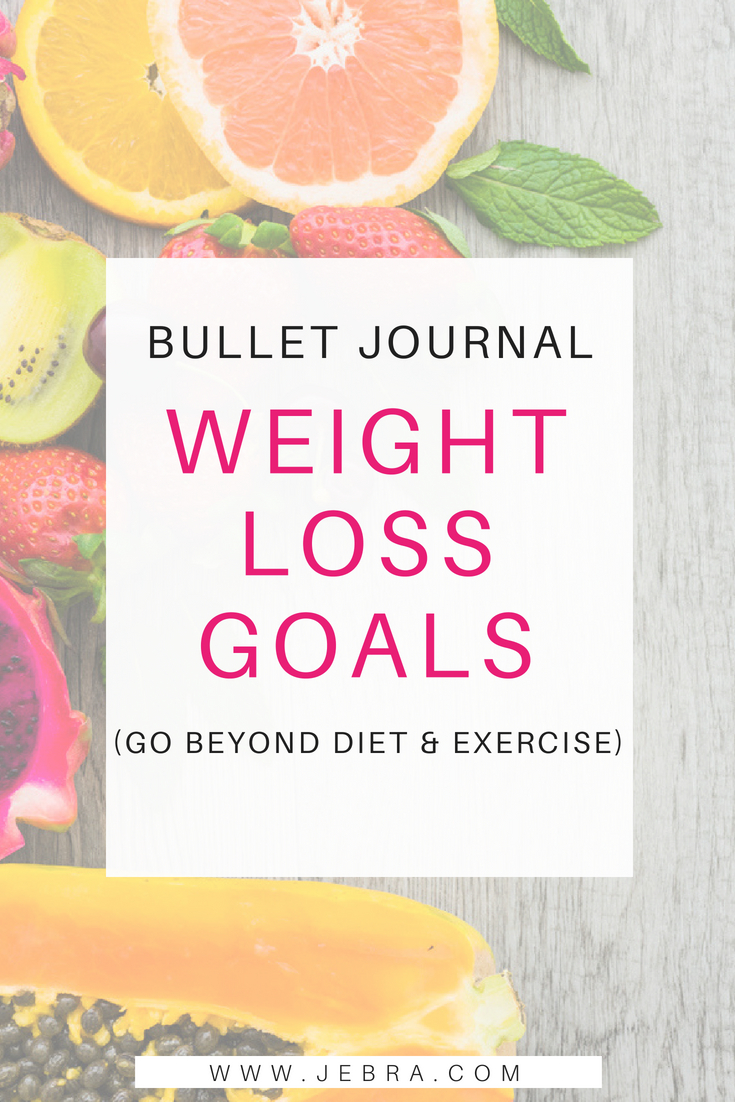 Bullet journals can help you reach your weight loss and fitness goals. Get ideas and tips for bujo page layouts, trackers, and more.