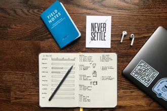 Bujo Goal Setting to Let Your Present Guide Your Future