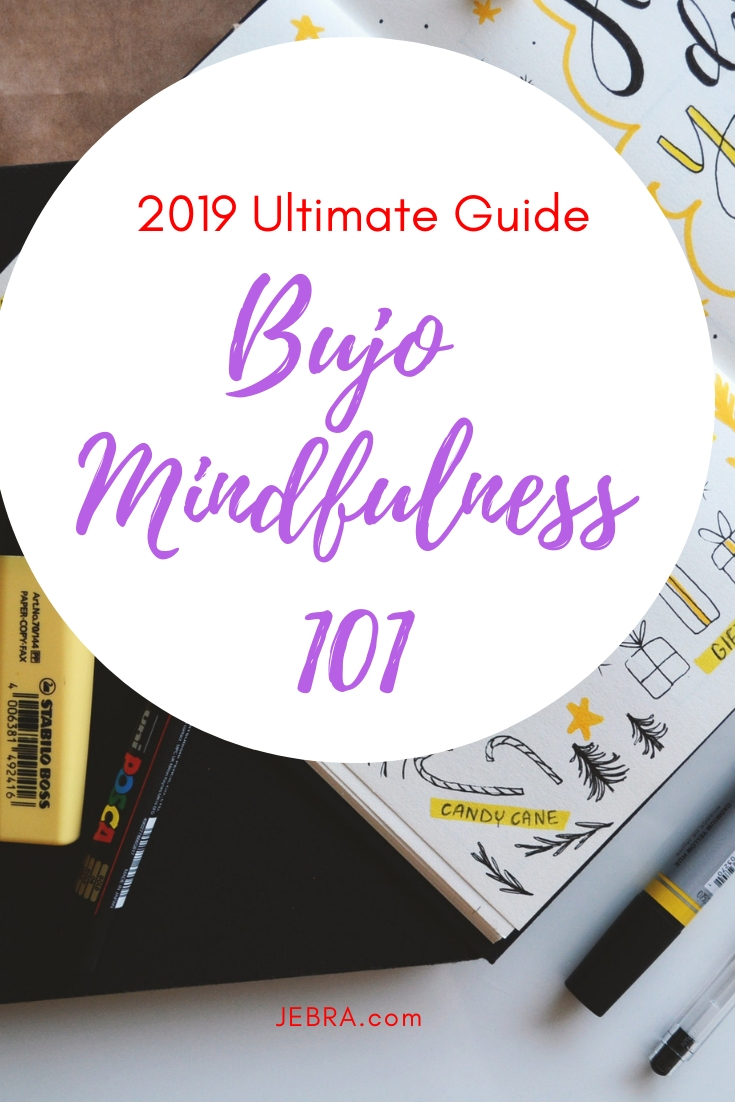Learn all about mindfulness in this ultimate guide to the practice for bullet journal fans.