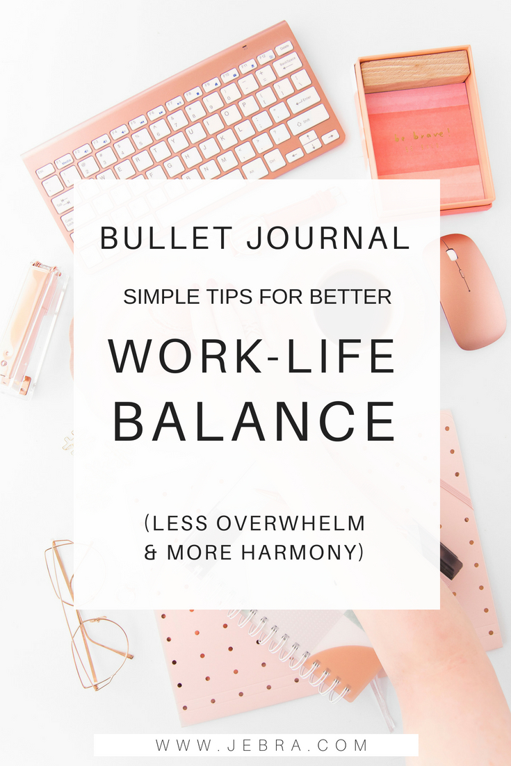 A bullet journal can reduce stress and restore work-life balance. Get simple, actionable tips for planning, daily routines and more.