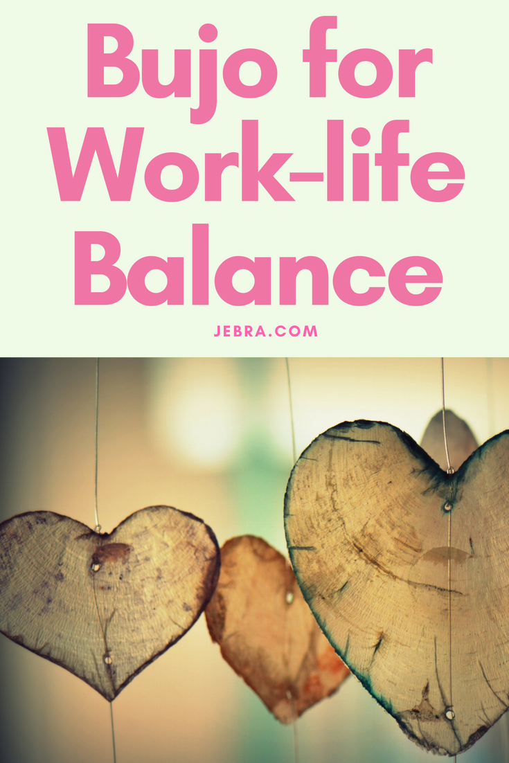 Do you struggle to balance it all? Regain your work-life harmony with a bullet journal. Get ideas and tips for calming your schedule with page layout tips, life routines, and other hacks.
