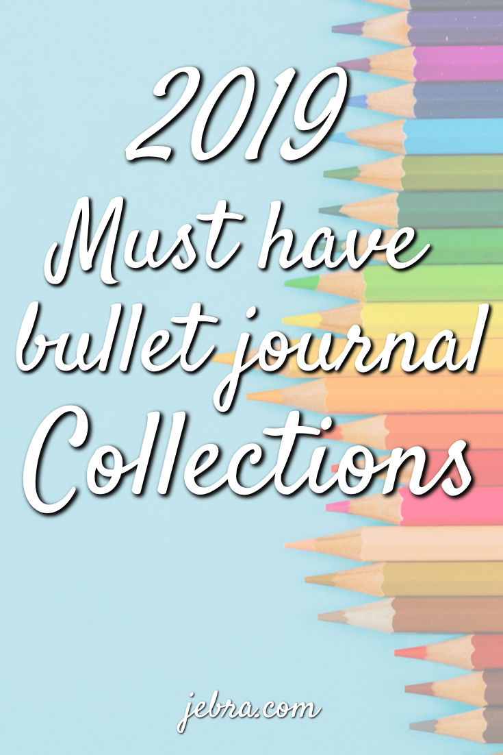 50 Bullet Journal Collection Ideas You Must Try in 2019 - Track Everything in Your Bullet Journal This Year - Bullet Journal Tips and Ideas for Page and Theme Ideas