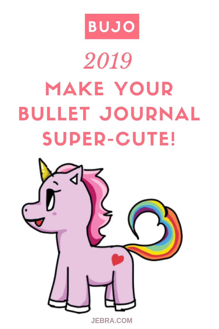 Bullet Journal Doodle Ideas For Every Season in New Year - Bullet Journal Decoration Ideas - Winter, Spring, Summer, Fall Doodles #bulletjournal #bulletjournal2019