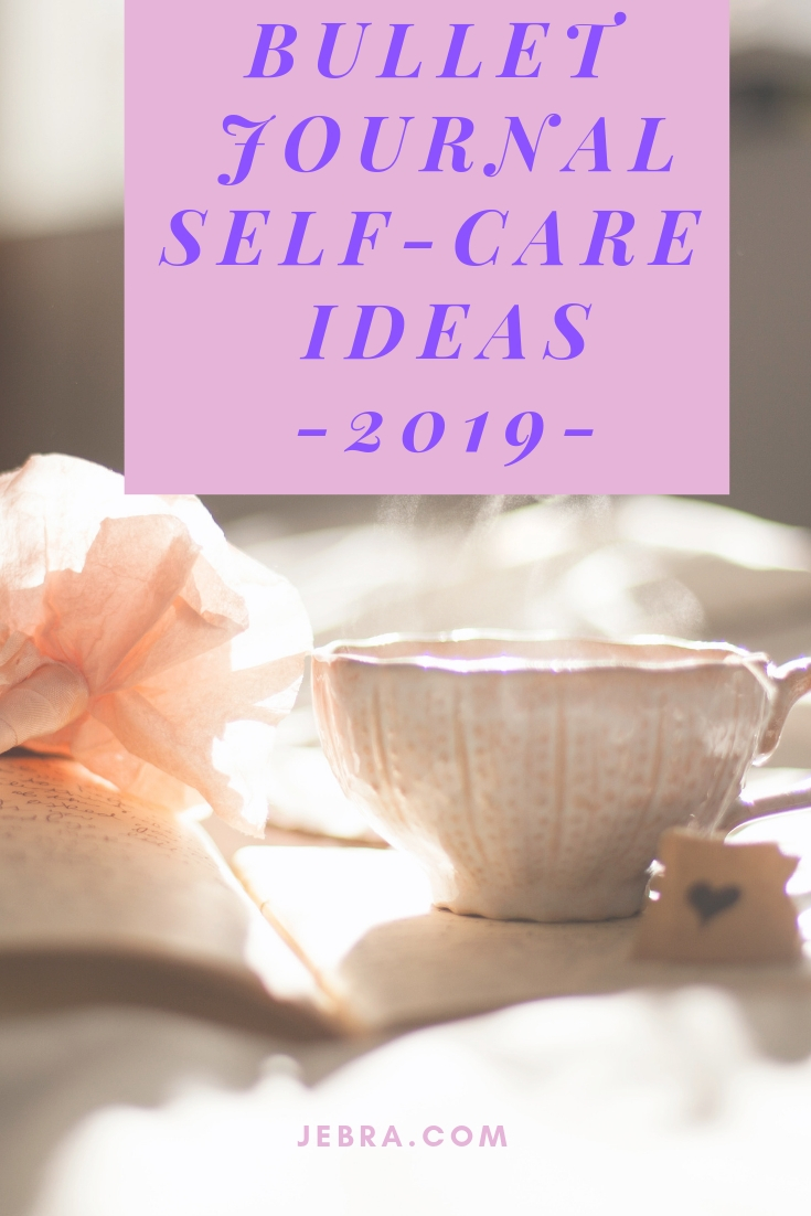 Get simple self-care ideas and routines to list in your bullet journal. Self-care routines and BuJo lists of self-care activities help you balance all the things!